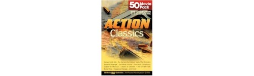 DVD MOVIES - ACTION AND ADVENTURE