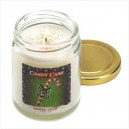Candy Cane Scent Candle