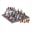 Cival War Chess Set