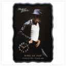 Michael Jackson King of Pop Wall Clock