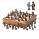 Police Officer Chess Set