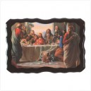 Last supper clock