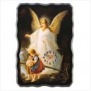 Gurdian Angel Wall Clock